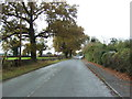 SJ6253 : Monks Lane by JThomas