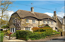 ST8080 : Hunters Lodge, Acton Turville, Gloucestershire 2012 by Ray Bird