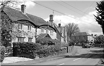 ST8080 : The Street, Acton Turville, Gloucestershire 2012 by Ray Bird