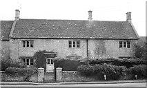 ST8080 : Hollybush Farmhouse, Acton Turville, Gloucestershire 2011 by Ray Bird