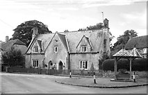 ST8080 : Well Cottages, Acton Turville, Gloucestershire 2011 by Ray Bird