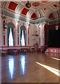 SE1337 : Victoria Hall, Saltaire: interior view by Julian Osley