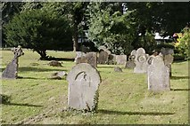 SP5206 : Older Headstones by Bill Nicholls
