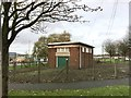 SJ8945 : Fenton: electricity substation off Victoria Road by Jonathan Hutchins