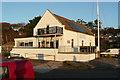 SN3610 : The River Towy Yacht Club, Ferryside, St Ishmael by Humphrey Bolton
