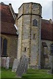 TQ5446 : Sundial, Church of St Mary by N Chadwick