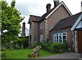 TQ5446 : Church Hill House by N Chadwick