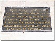 TF5617 : Inside Tilney All Saints Parish Church (7) by Basher Eyre