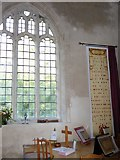TF5617 : Tilney All Saints Parish Church: memorial (1) by Basher Eyre