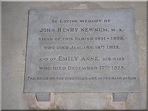 TF5617 : Tilney All Saints Parish Church: memorial (4) by Basher Eyre