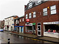 SO8963 : Vacant former Droitwich Carpet Centre shop, Droitwich by Jaggery