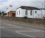 ST5393 : Cymru Kitchens showroom in Chepstow by Jaggery