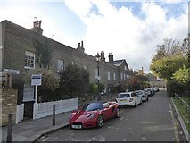 TQ2673 : Alma Terrace, Wandsworth by David Smith