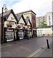 SJ3350 : Chequers, Wrexham by Jaggery
