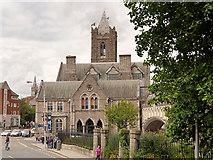 O1533 : Christ Church Cathedral Former Synod Hall (Dublinia) by David Dixon