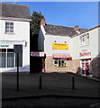 ST5393 : Red Lantern, Bank Street, Chepstow by Jaggery