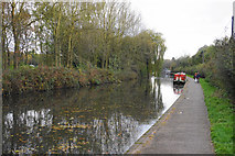 SJ9001 : The Staffordshire & Worcestershire Canal near Oxley by Bill Boaden