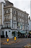 "TQ2784 : ""The Queen's"" public house, Primrose Hill by Julian Osley"