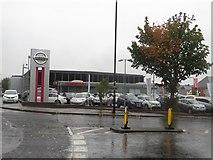 NZ2564 : Car Dealers, Warwick Street, Newcastle upon Tyne by Graham Robson