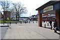 SP3676 : Neighbourhood centre, Willenhall, Coventry by Robin Stott