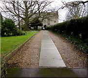 ST6976 : Beech House, Pucklechurch by Jaggery