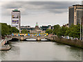 O1534 : River Liffey, O'Connell Bridge by David Dixon