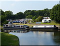 SJ9308 : Hatherton Marina and Hatherton Junction by Mat Fascione