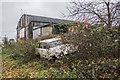 TL3546 : Abandoned Car by Kim Fyson