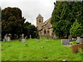 SO8963 : Church and churchyard, Droitwich by Jaggery