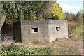 SJ2877 : World War II Pillbox, Parkgate by Jeff Buck