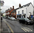 SX9688 : Fore Street, Topsham by PAUL FARMER