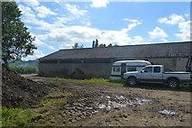 TQ4944 : Hoath Hill Farm by N Chadwick