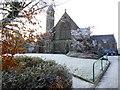 H4572 : First Omagh Presbyterian Church by Kenneth  Allen