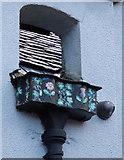 NS2982 : Ornamental drainage hopper by Thomas Nugent