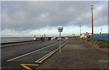 NS3321 : Esplanade, Ayr by Billy McCrorie
