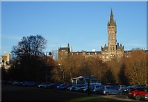 NS5666 : The University of Glasgow by Richard Sutcliffe