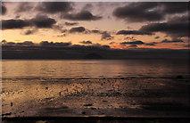 NX1896 : Sunset, Girvan by Billy McCrorie