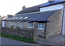 ST0368 : Lower Llancadle Farm by Alan Hughes