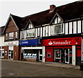 SO8963 : Santander in Droitwich  by Jaggery