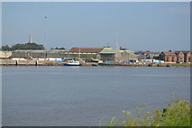 TF6120 : Docks entrance by N Chadwick