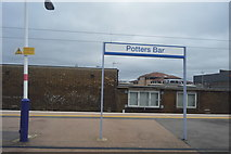 TL2401 : Potters Bar Station by N Chadwick