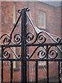 SJ7055 : Gateway to Dorfold Street by Andy Stephenson