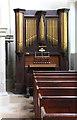 TL3464 : St Peter, Boxworth - Organ by John Salmon
