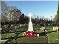 TF4613 : West Walton War Memorial by Adrian S Pye