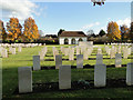 TL4859 : War Graves at Cambridge by Adrian S Pye