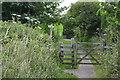 SU8807 : Footpath entering Westerton by N Chadwick