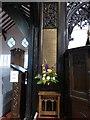 SJ9295 : Incumbents of this parish by Gerald England