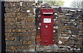 ST8084 : Victorian Postbox, Little Badminton, Gloucestershire 2011 by Ray Bird