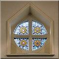 SJ9295 : Rose window by Gerald England