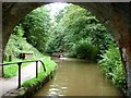 SJ4134 : Eastern portal, Ellesmere Tunnel, Llangollen Canal by Christine Johnstone